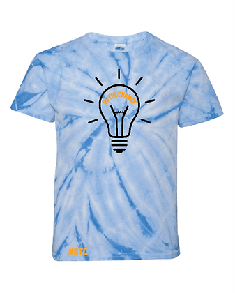 Youth Be The Change Tie Dye T-Shirt