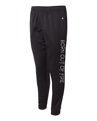 Born Out Of Fire Fleece Joggers