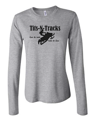 Live To Ride, Ride To Live - Woman's Long Sleeve Shirt