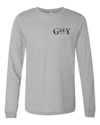 GREY Premium Long Sleeve