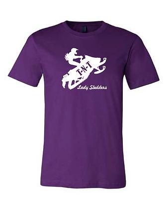 TNT Lady Sledders - T-shirt
