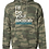 Thumbnail: I'll Be Your Reason Teal Hoodie