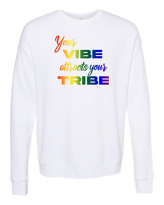 Rainbow Your Vibe Sweater- Limited Qty