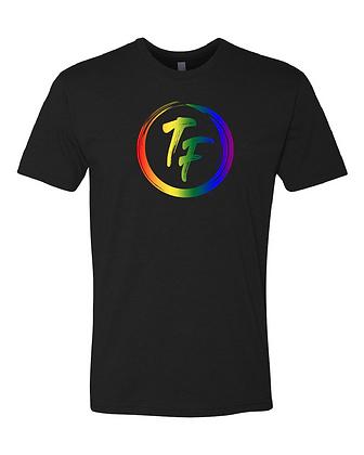 TF Rainbow T-Shirt - Limited Qty