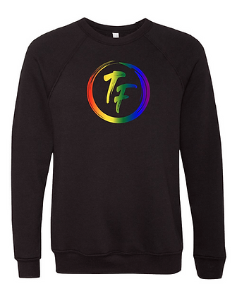 TF Rainbow Sweater- Limited Qty
