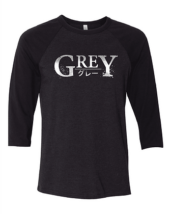 GREY Raglan Shirt