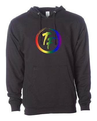 TF Rainbow Hoodie - Limited Qty