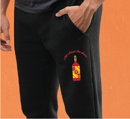 All About The Sauce Joggers