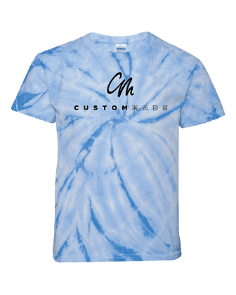 Youth Custom Made Tie Dye T-Shirt