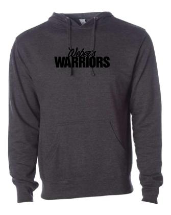Weber's Warriors Hoodie