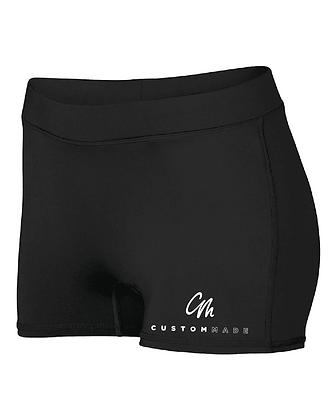 Custom Made Women's Compression Shorts