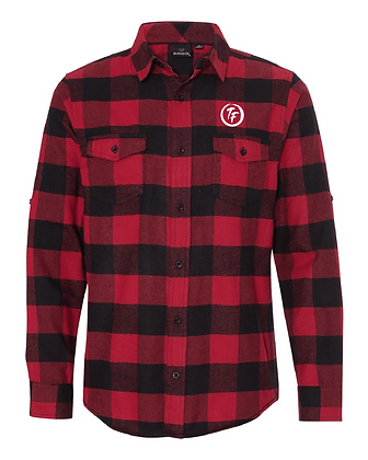 TF Flannel Shirt - Limited Qty