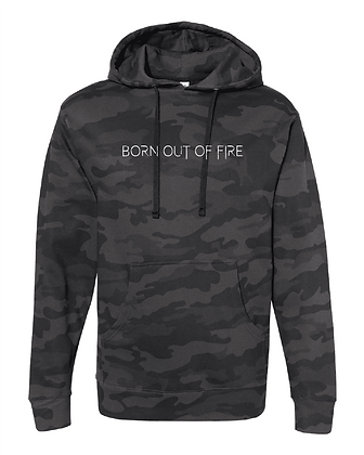 Born Out Of Fire Hoodie