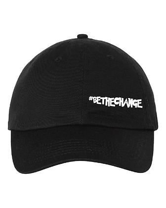 #BETHECHANGE Dad Hat
