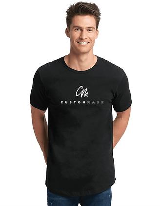 Custom Made Long Body T-Shirt