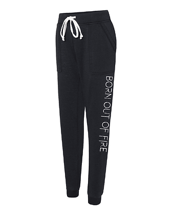 Born Out Of Fire Women's Joggers