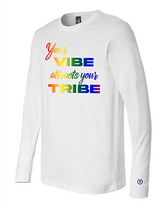Rainbow Your Vibe Long Sleeve - Limited Qty