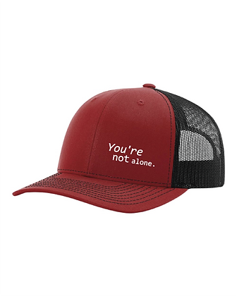 You're Not Alone Snapback
