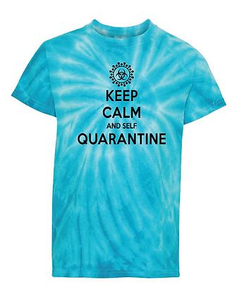 Keep Calm and Self Quarantine