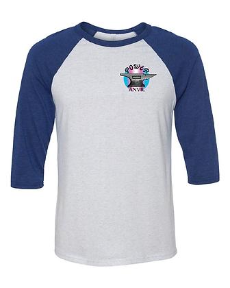 Trans Anvil Unisex Baseball Tee