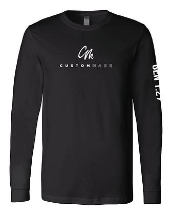 Custom Made Long Sleeve T-Shirt