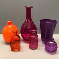 Orange - Pink - Purple