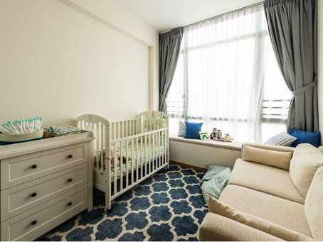 Design Sunday: 4 vital questions about creating a safe nursery, answered.