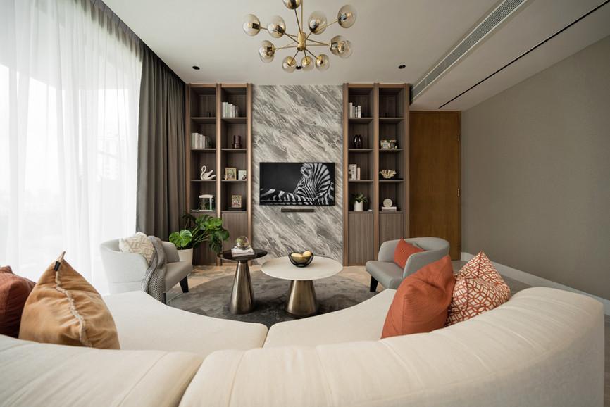 Ardmore Park | Living Room