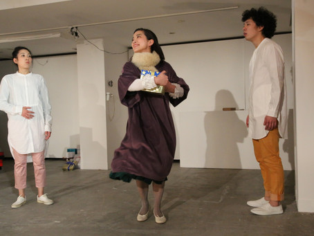 Ne'yanka第3回公演「ペストと交霊術」