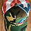 Thumbnail: 3D Wave Trucker Camo/Stars and Stripes
