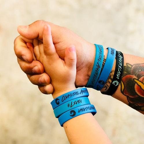 Coastal Americana Wristband