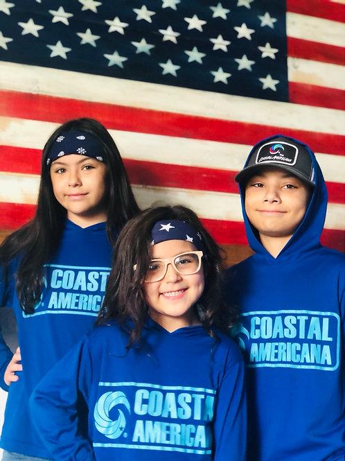 PRE-ORDER!! Coastal Kids DriFit Performance Tees