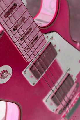 Photograph of Ibanez Guitar