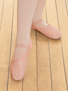 Full Sole Ballet Shoe