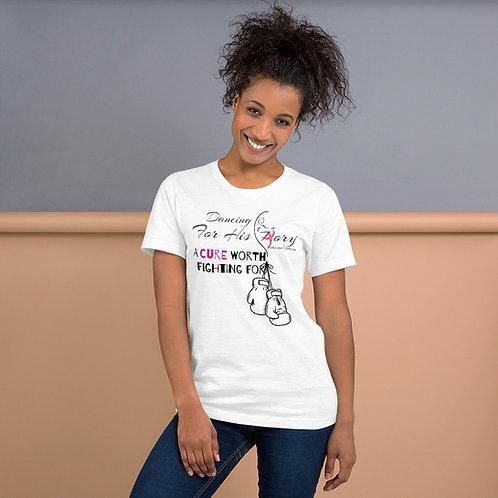 Breast Cancer Awareness  D4HG Short Sleeve T-Shirt