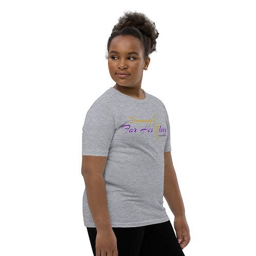 D4HG Youth Short Sleeve T-Shirt