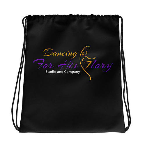 D4HG Drawstring bag