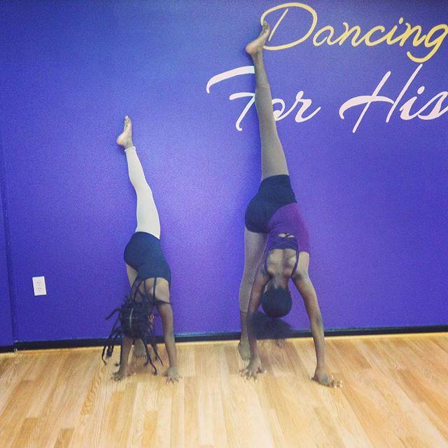 Like sister like sister! Each one teach one. Sisters Lena and Christina