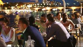 14 juillet - Feu d'artifice - Diner croisière LE PARIS