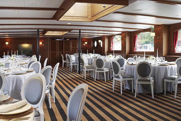 Diner croisière Paris : Les bateaux luxe