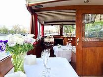 14 juillet - Feu d'artifice - Diner croisière privatif PARIS YACHT 1