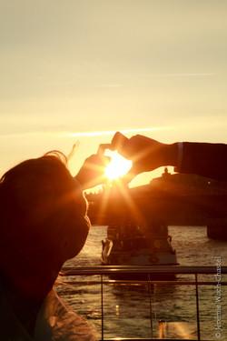 Mariage sur la Seine