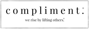 Compliment. We rise by lifting others