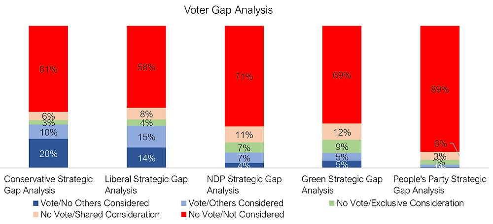 Voter Gap Analysis
