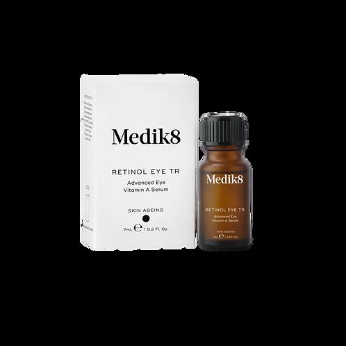 Medik8 RETINOL EYE TR™ Передова сироватка навколо очей з вітаміном А