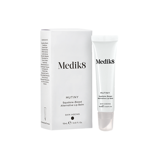 Medik8 MUTINY Унікальний бальзам для губ на основі сквалану  Mutiny