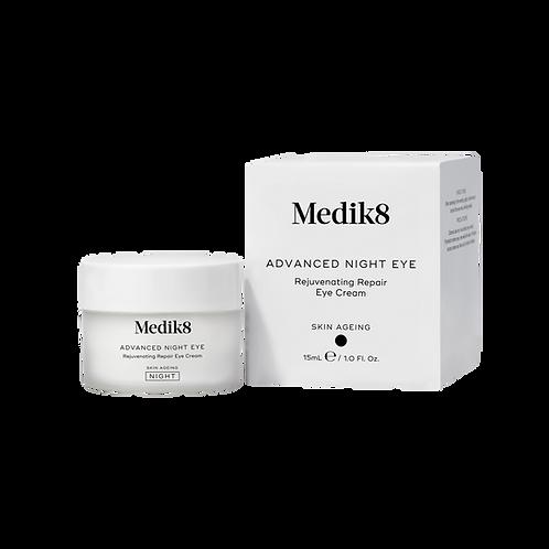 Medik8 ADVANCED NIGHT EYE Омолоджувальний відновлювальний крем для шкіри навколо