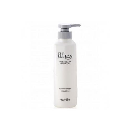 WAMILES Зволожуючий шампунь Belleza Moist Hair Shampoo