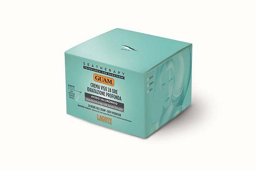GUAM Крем для лица SEATHERAPY интенсивное увлажнение 24 часа