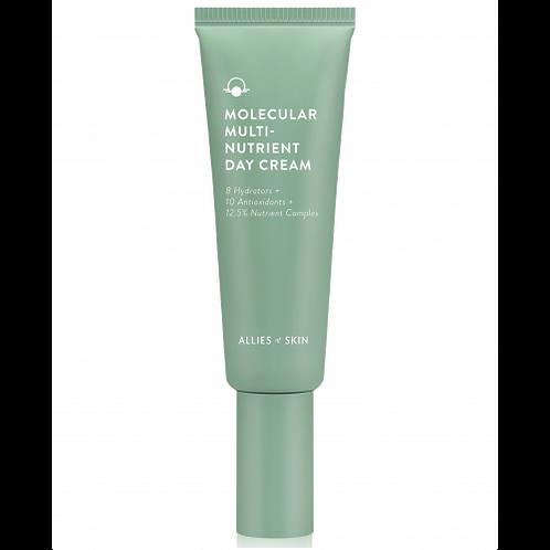 Allies Of Skin Molecular Multi-Nutrient Day Cream Дневной крем для лица